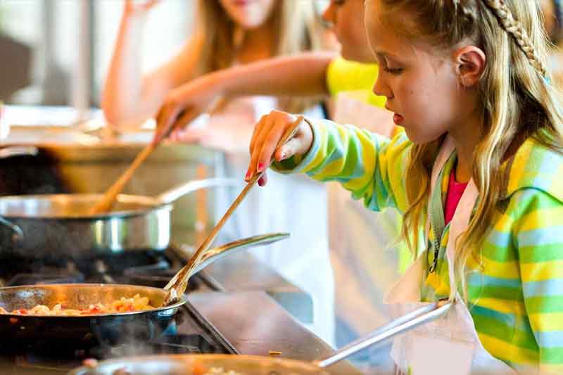 Vegan kochen für Kinder
